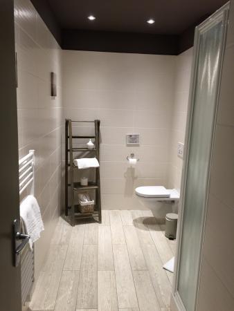 Domaine de la Baratonne: Salle de bain