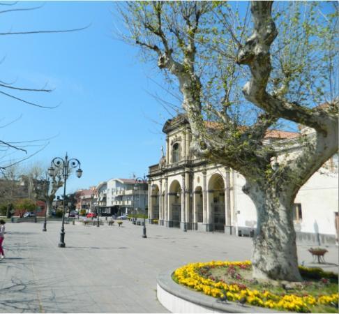 Scafati, Italia: Piazza Bagni
