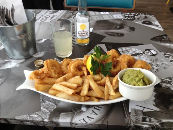 Harbour Lights Restaurant : Nom nom nom