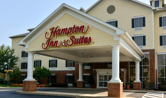 Hampton Inn & Suites Williamsburg Square: Entrance