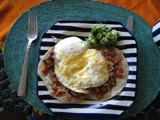 Casa Obelisco: A delicious breakfast everyday