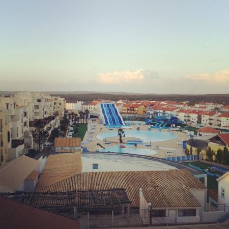 Hotel Cristal Praia Resort & Spa: Vue de la chambre