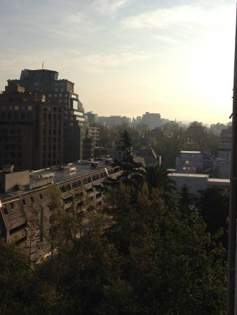 MG Apartments Providencia : view