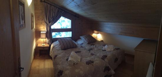 CGH Residences Les Chalets de Jouvence: Chambre à l'étage - Duplex F5