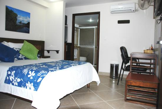 Hotel Poblado Boutique Express: Doble cama 1.40 metros