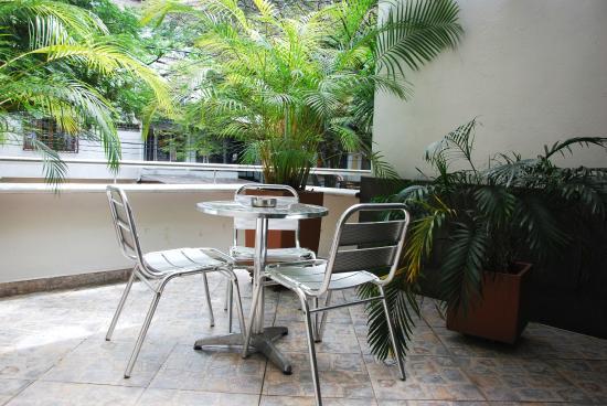 Hotel Poblado Boutique Express: Superior con Balcón