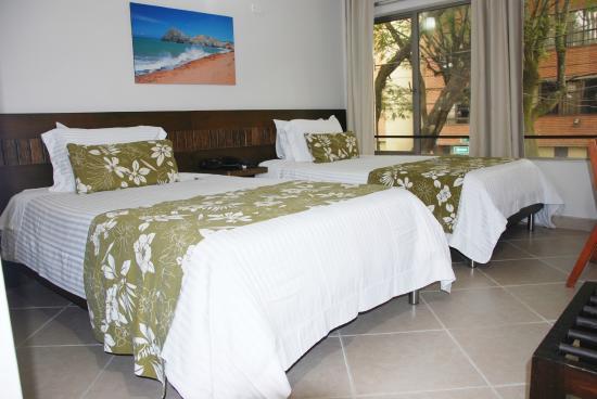 Hotel Poblado Boutique Express: Twin ( 2 camas de 1.20 metros)