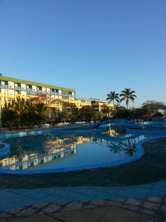 Islazul Pasacaballo Hotel: Pool
