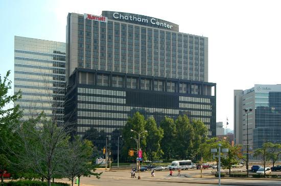 Pittsburgh Marriott City Center Exterior
