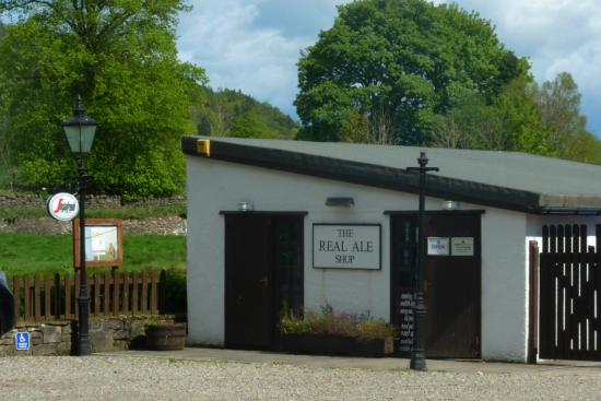 The Lade Inn: Scottish Real Ale Shop