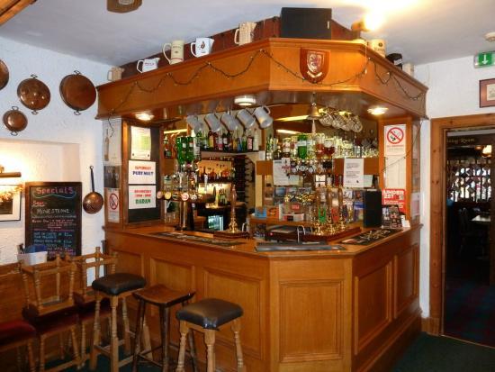 The Lade Inn: Bothy Bar