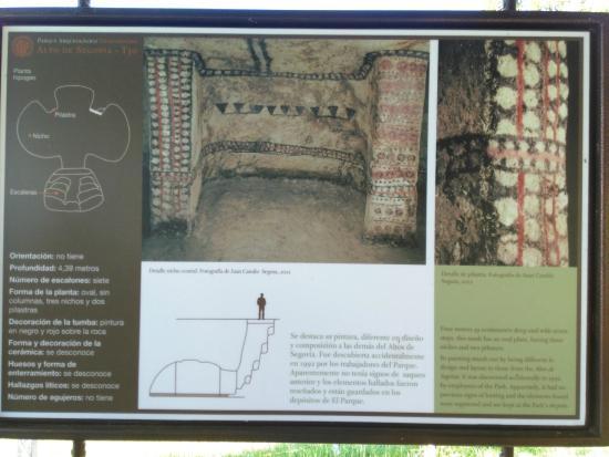 Archaeological Park of Tierradentro: Tierradentro - Información del Hipogeo