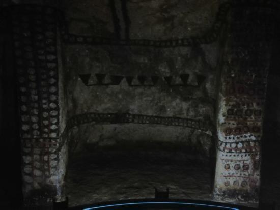 Archaeological Park of Tierradentro: Tierradentro - Foto del Hipogeo