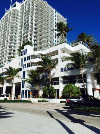 Hilton Fort Lauderdale Beach Resort: Hilton