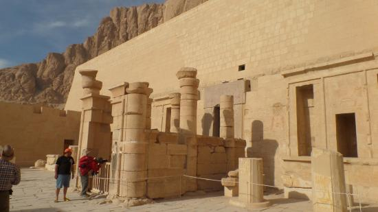 New Dawn Tours - Day Tours : Temple of Hatshepsut