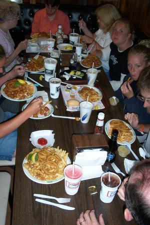 Clambake Restaurant Fried