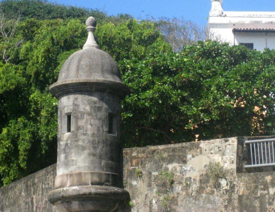 Puerta de San Juan: Old City Walls San Juan