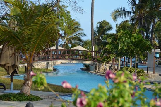 Amani Tiwi Beach Resort: 2