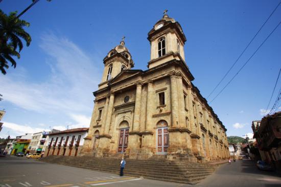 Parroquia Catedral de Santa Cruz