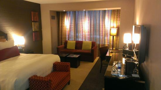 Mgm Grand Detroit Very Comfortable And Well Ointed Room