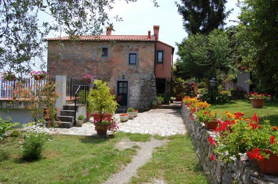 Agriturismo La Terrazza sul Golfo (La Spezia, Italy) - Farmhouse ...