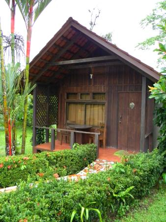 Hotel Arenal Green: Bungalow.