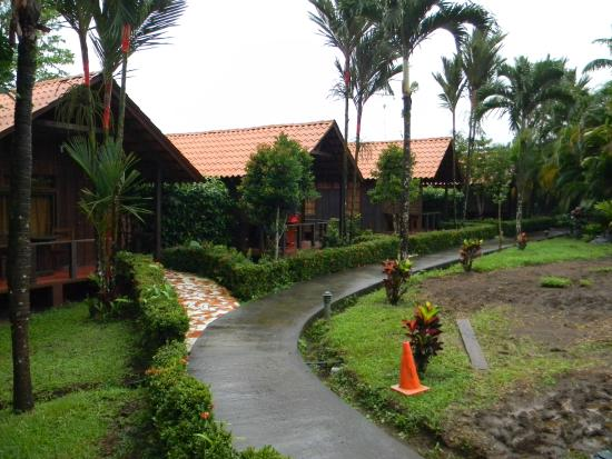 Hotel Arenal Green: Bungalows.