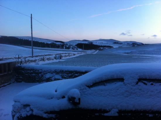 Alnham Farm: Jan 2015
