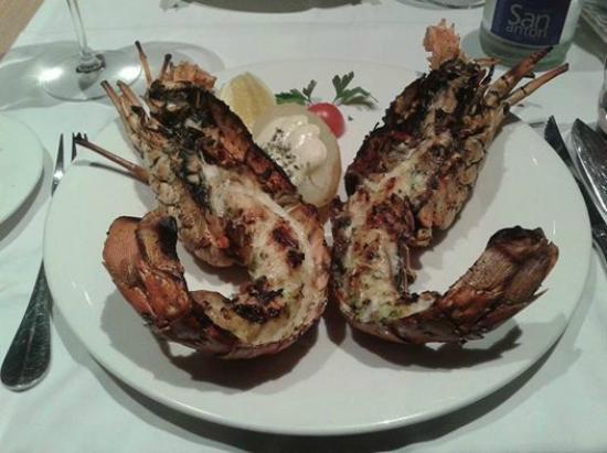 Restaurante puerto grill en las palmas de gran canaria con - Cocina gran canaria ...