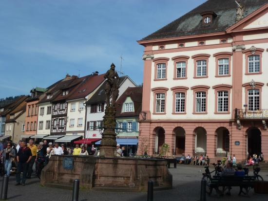 impecavel picture of gengenbach town hall gengenbach tripadvisor. Black Bedroom Furniture Sets. Home Design Ideas