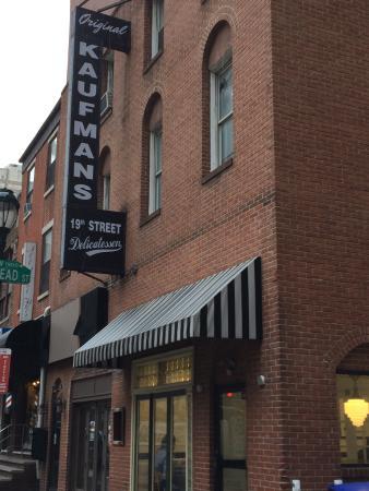 Kaufman's Delicatessen