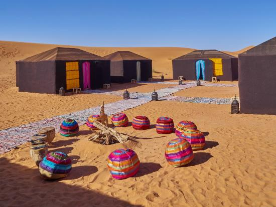 Azawad Luxury Desert Camp