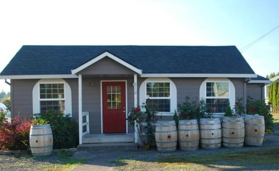 Zerba Cellars Tasting Room