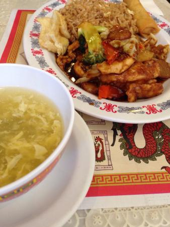 Delicious Food Picture Of Rose Garden Chinese Restaurant Henderson Tripadvisor