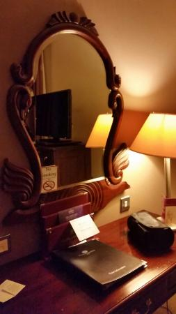 Riverside Hotel Killarney : Style of decor