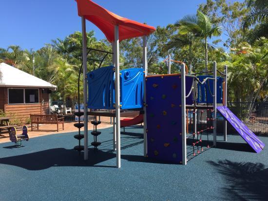 Big4 Point Vernon Holiday Park: New playground