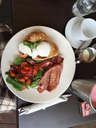 Dolce & Caffe : Dolce breakfast