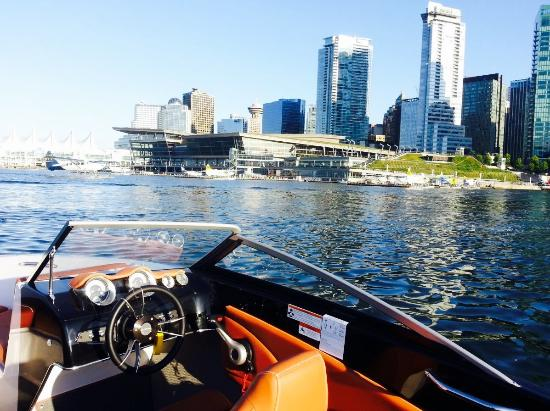 Granville Island Boat Rentals and Fishing Charters: Granville Island Boats