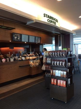 Starbucks, Haneda Airport Terminal 2 South Pia