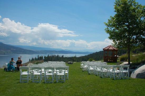La Casa Cottage Resort: Viewpoint Wedding and Picnic Area