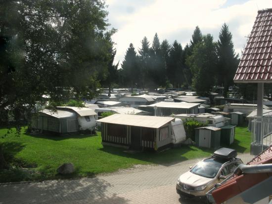 pool beheizt picture of campingpark gitzenweiler hof. Black Bedroom Furniture Sets. Home Design Ideas