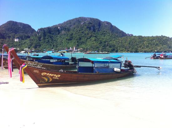 Ao Mai Phai (Bamboo Bay): Plage