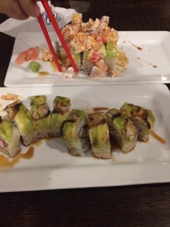 Akai Sushi & Oriental: Fenomenal