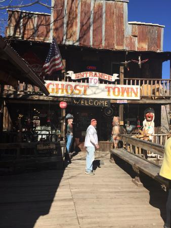Jerome State Historic Park: Ghost Town