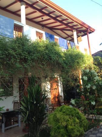 Tithira guest home: Vue extérieure des chambres