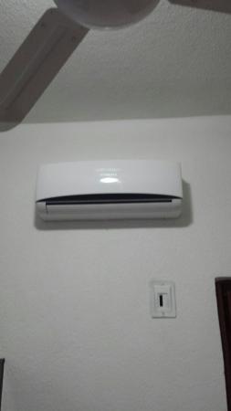 Hotel Ritz: Aire acondicionado!!