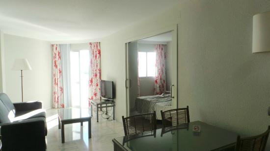 Marinas de Nerja Aparthotel: appartement 1 chambre