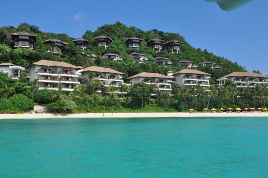 Shangri-La's Boracay Resort & Spa: Shangri la villas