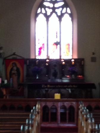 St John the Evangelist Roman Catholic Church: 祭壇