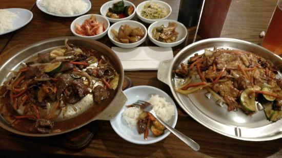 Shinsegae Oriental Restaurant